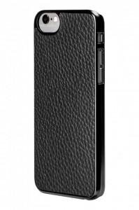 Cartel Black Leather Case Side On