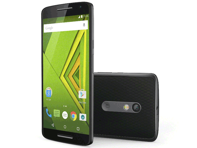 Motorola unveils 3 new smartphones